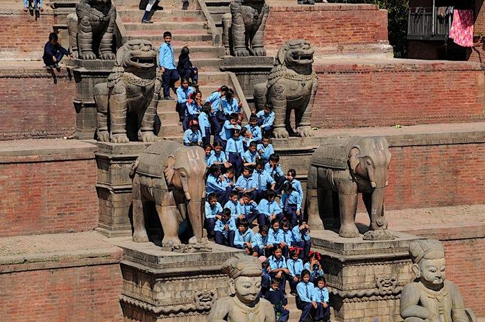 Бхактапур -«город верующих» 10173