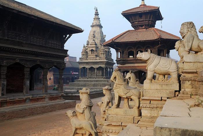 Бхактапур -«город верующих» 72121
