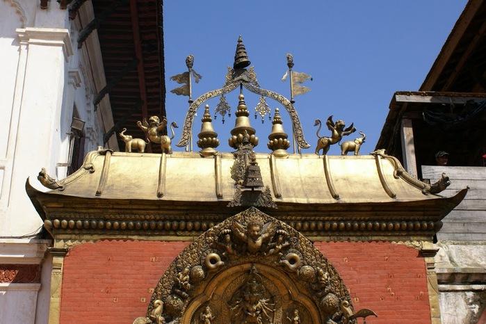 Бхактапур -«город верующих» 16829