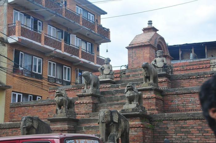 Бхактапур -«город верующих» 84655