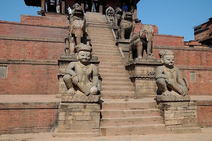 Бхактапур -«город верующих» 13361