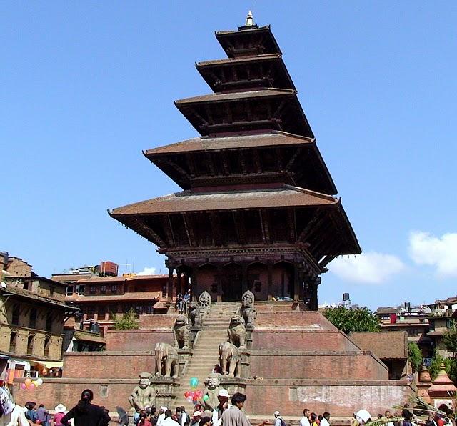 Бхактапур -«город верующих» 20652