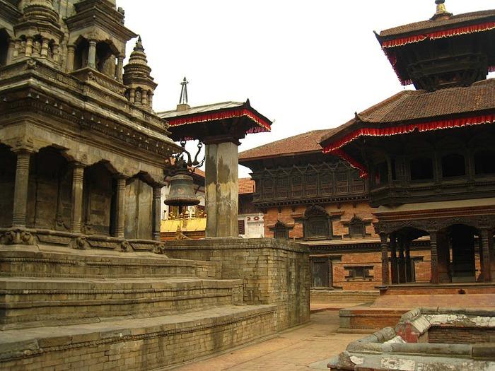 Бхактапур -«город верующих» 32942
