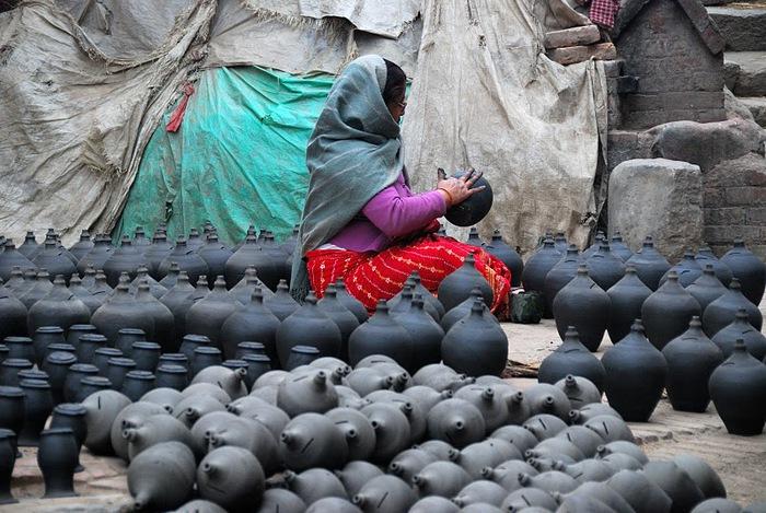 Бхактапур -«город верующих» 38443
