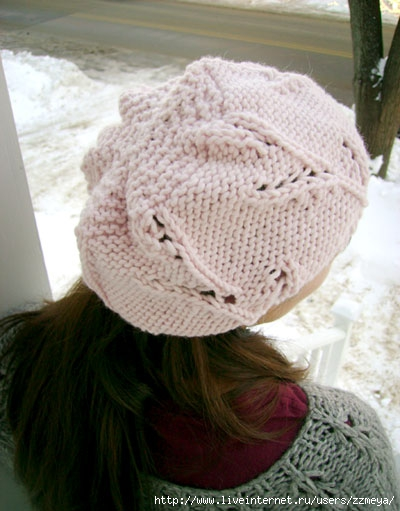 Duchess Starfish Hat by Cecily Glowik MacDonald (400x511, 47 Kb)