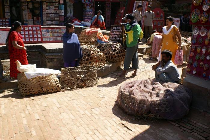 Бхактапур -«город верующих» 75843