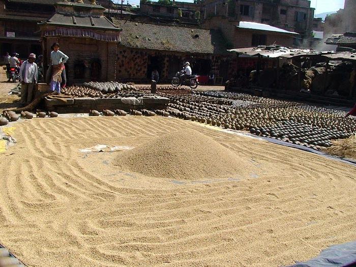 Бхактапур -«город верующих» 86534