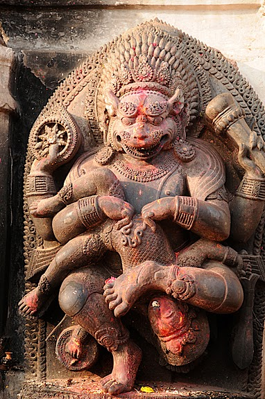 Бхактапур -«город верующих» 74919
