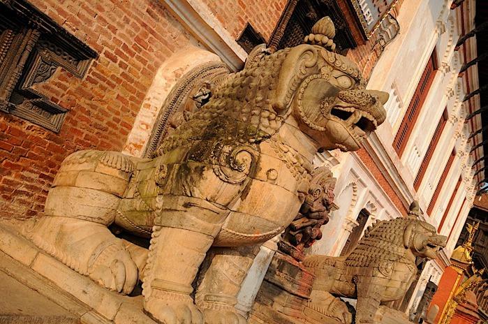 Бхактапур -«город верующих» 58943