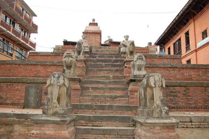 Бхактапур -«город верующих» 34948