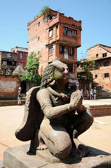Бхактапур -«город верующих» 43795