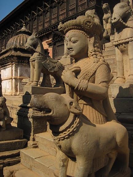 Бхактапур -«город верующих» 74267