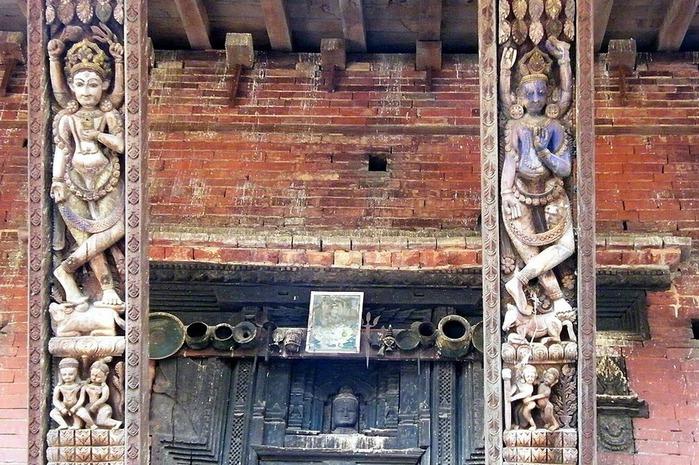 Бхактапур -«город верующих» 23052