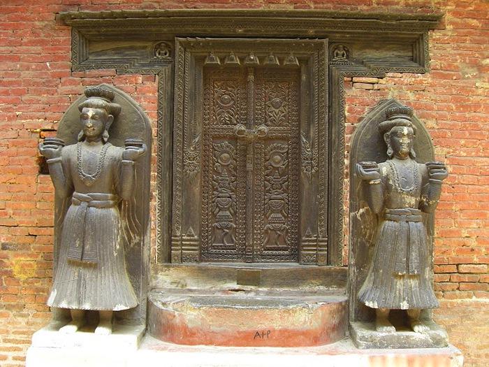Бхактапур -«город верующих» 95601