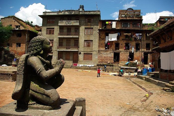 Бхактапур -«город верующих» 23750