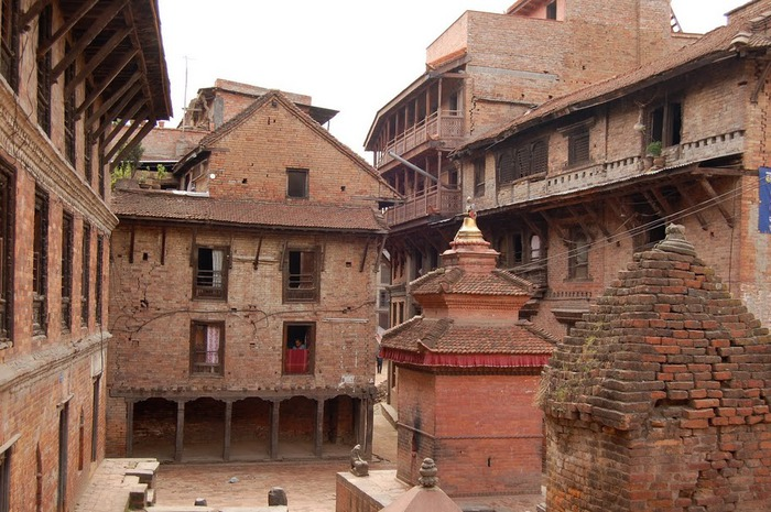 Бхактапур -«город верующих» 71978