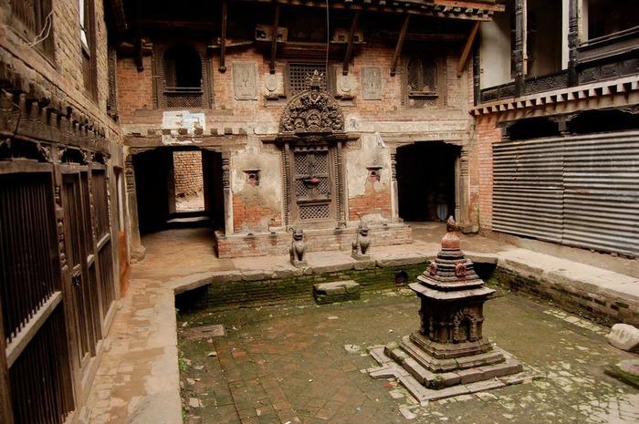 Бхактапур -«город верующих» 10705