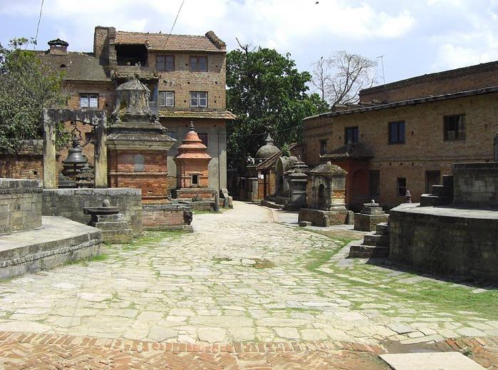 Бхактапур -«город верующих» 30214
