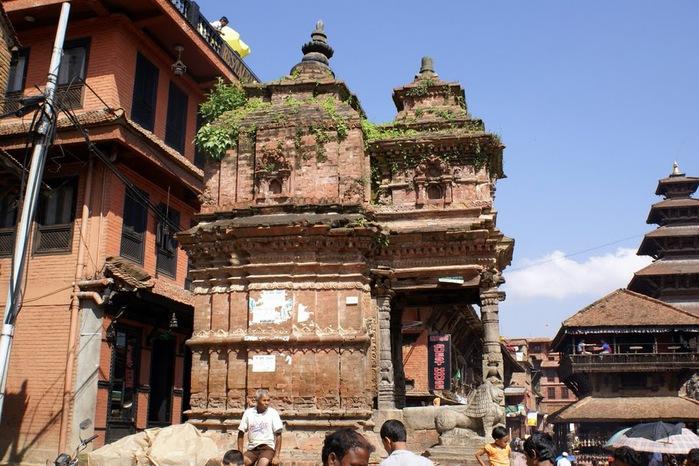 Бхактапур -«город верующих» 16123