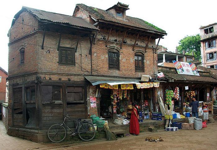 Бхактапур -«город верующих» 59813