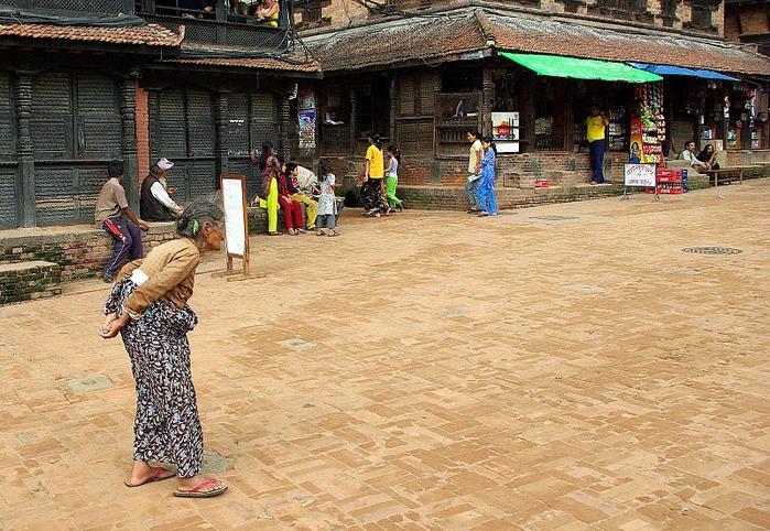 Бхактапур -«город верующих» 30608