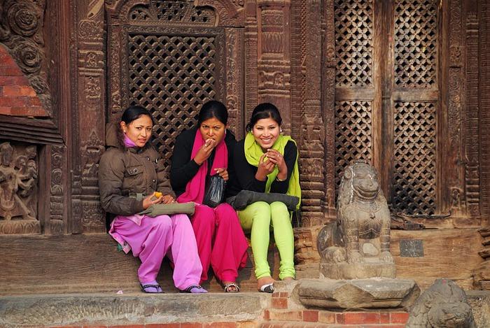 Бхактапур -«город верующих» 63318