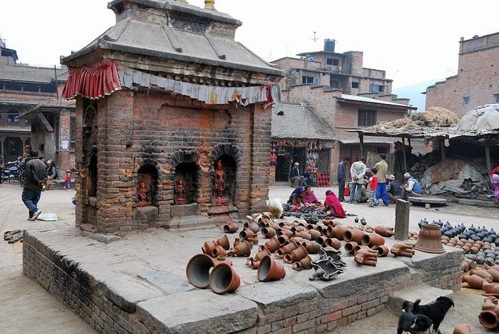 Бхактапур -«город верующих» 43125