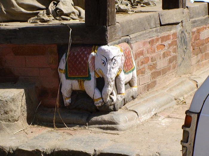Бхактапур -«город верующих» 16894
