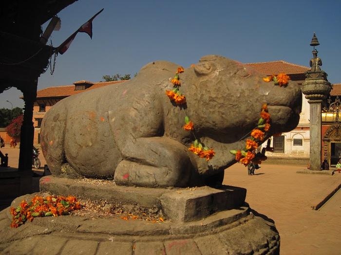 Бхактапур -«город верующих» 55801