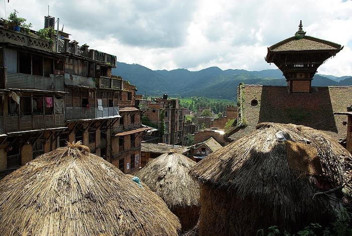 Бхактапур -«город верующих» 75914