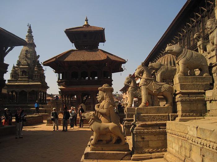 Бхактапур -«город верующих» 96860