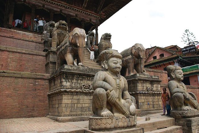 Бхактапур -«город верующих» 73693