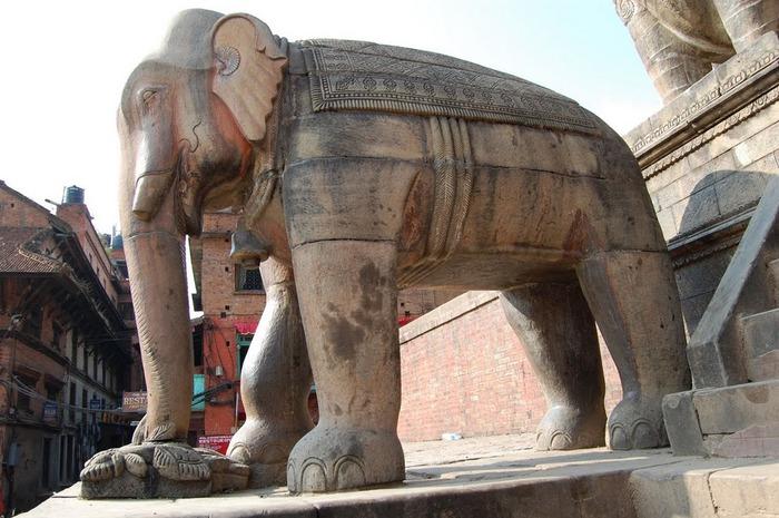 Бхактапур -«город верующих» 87560