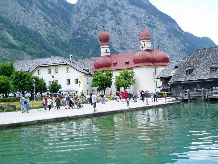 Озеро Кёнигсзе - Bayern. 36438