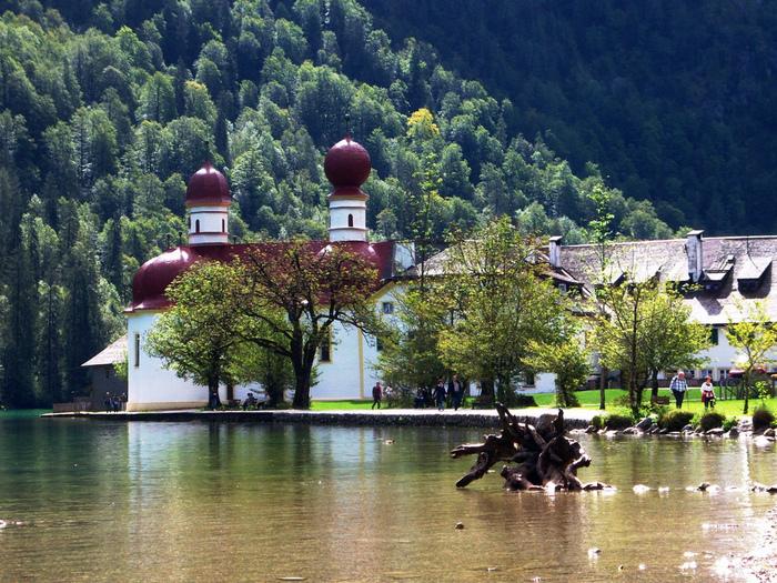 Озеро Кёнигсзе - Bayern. 76294
