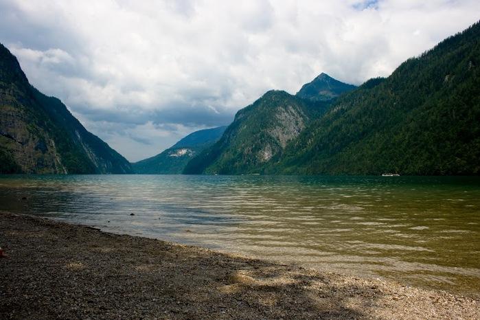 Озеро Кёнигсзе - Bayern. 76163