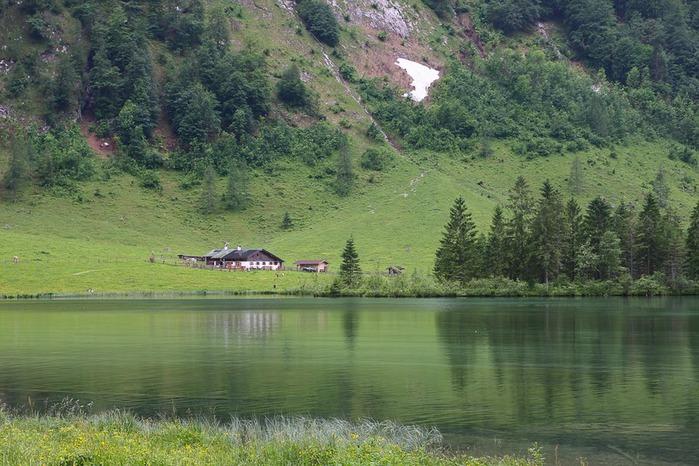 Озеро Кёнигсзе - Bayern. 99409