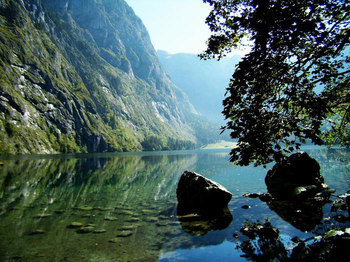Озеро Кёнигсзе - Bayern. 88884