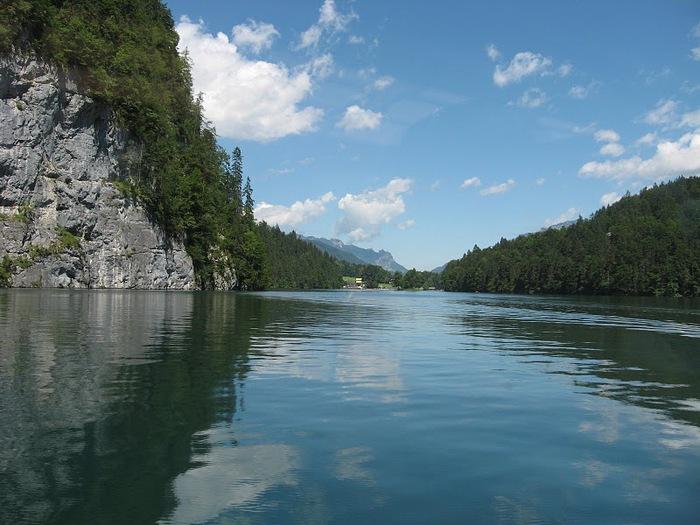 Озеро Кёнигсзе - Bayern. 83569
