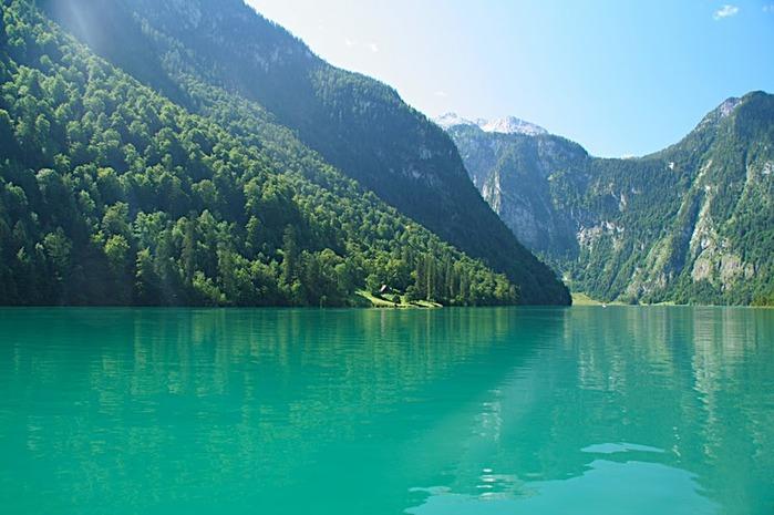 Озеро Кёнигсзе - Bayern. 45253