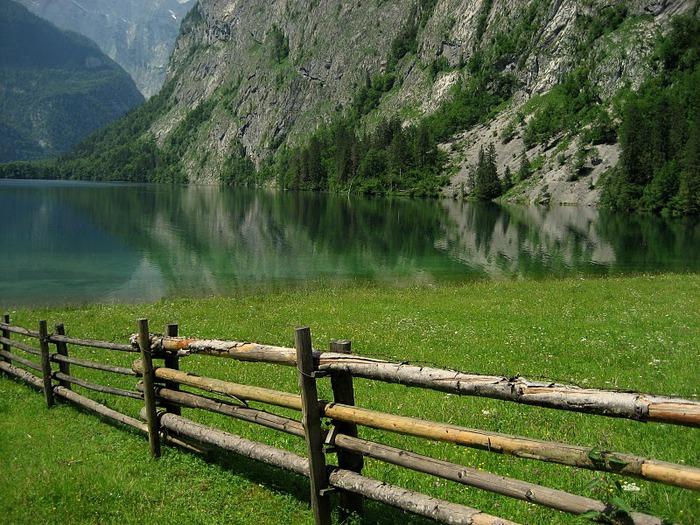 Озеро Кёнигсзе - Bayern. 73951