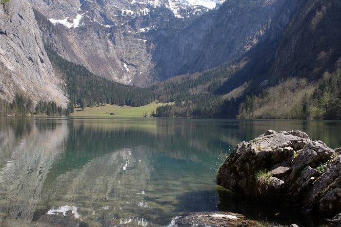 Озеро Кёнигсзе - Bayern. 39706