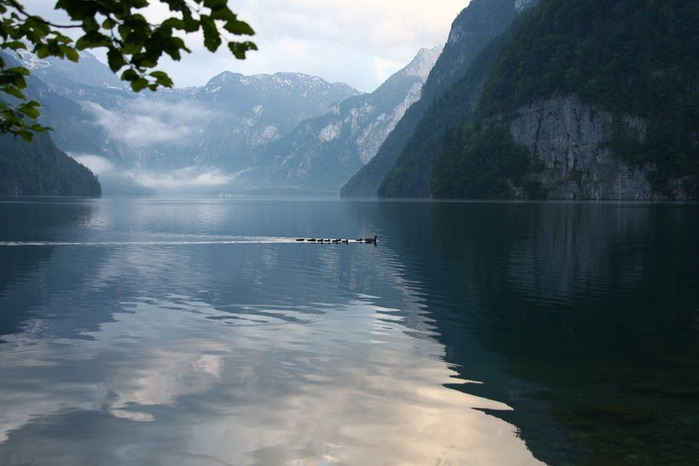 Озеро Кёнигсзе - Bayern. 66593