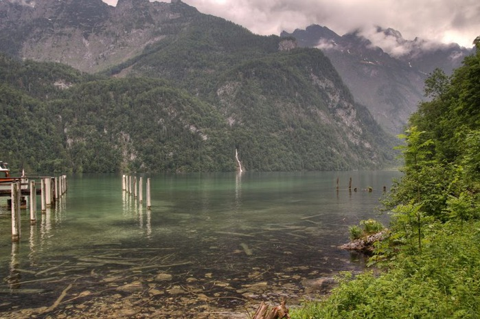Озеро Кёнигсзе - Bayern. 70030