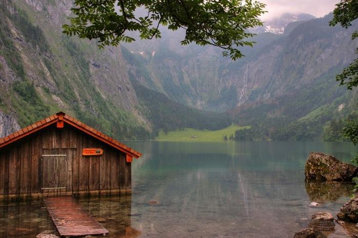 Озеро Кёнигсзе - Bayern. 50296
