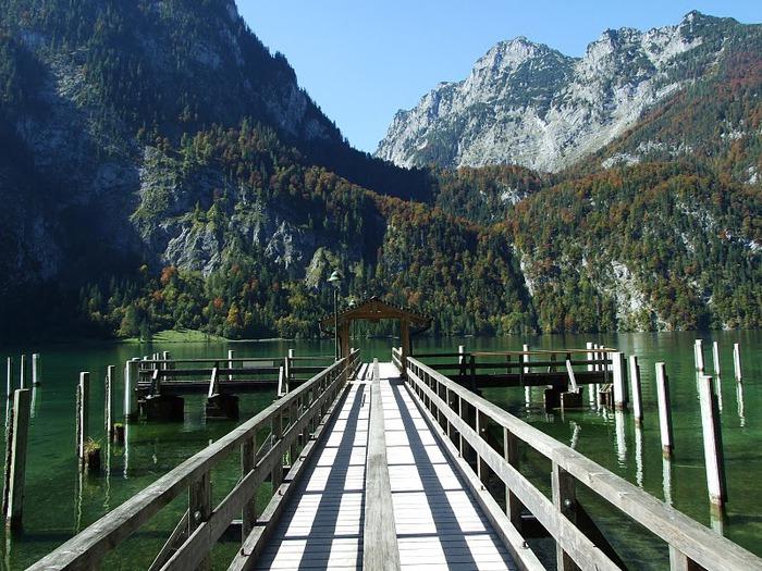 Озеро Кёнигсзе - Bayern. 31345