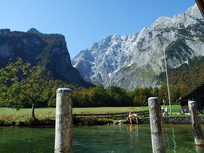 Озеро Кёнигсзе - Bayern. 83298