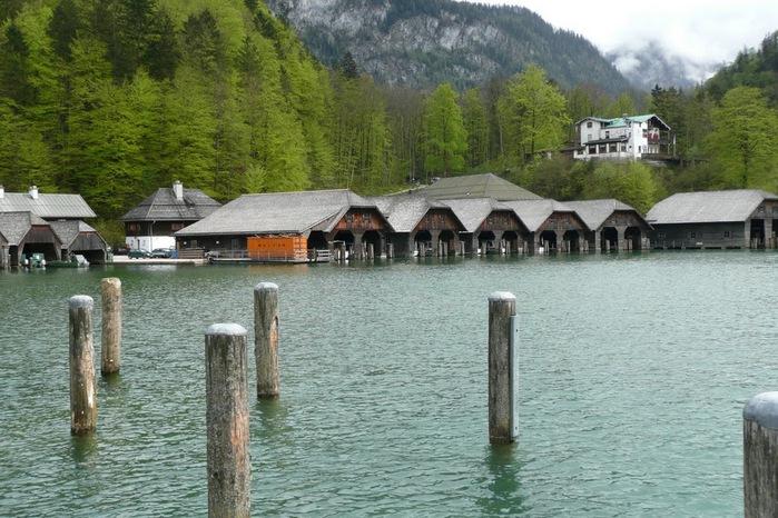 Озеро Кёнигсзе - Bayern. 68993