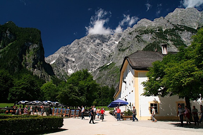 Озеро Кёнигсзе - Bayern. 52115