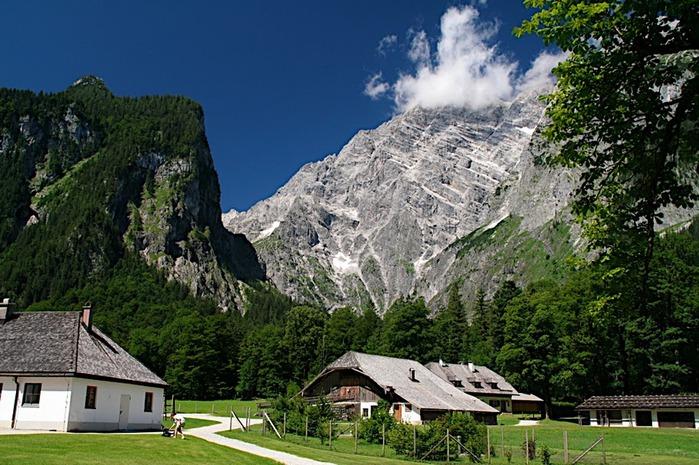 Озеро Кёнигсзе - Bayern. 29078